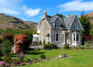 Thumbnail 6 bed detached house for sale in Carrick Castle, Lochgoilhead, Cairndow, Argyll And Bute