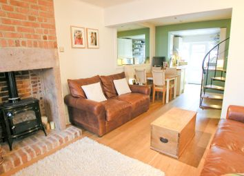 Thumbnail 2 bed cottage for sale in Hill Square, Darley Abbey, Derby