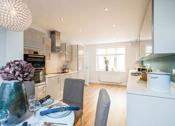 "Thumbnail 4 bed detached house for sale in ""The Rissington"" at Kingfisher Road, Bourton-On-The-Water, Cheltenham"