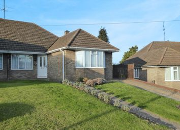 Thumbnail 3 bed detached bungalow for sale in Holmwood Close, Dunstable