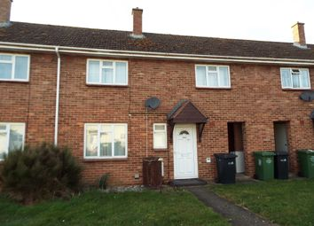 Thumbnail 3 bed terraced house for sale in Burnthouse Crescent, Upper Marham, King's Lynn