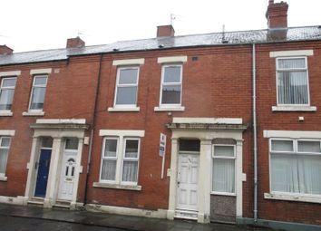 Thumbnail 2 bedroom flat to rent in Salisbury Street, Blyth