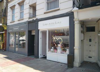 Thumbnail Retail premises to let in 155 St John's Hill, Clapham Junction