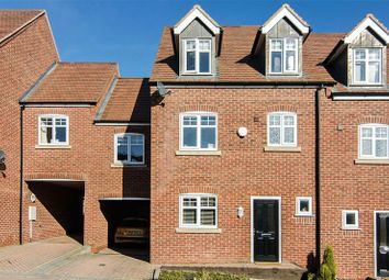 Thumbnail 4 bedroom terraced house for sale in Bramwell Drive, Hednesford, Cannock