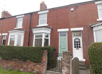 Thumbnail 3 bed terraced house to rent in Nevilles Cross Bank, Durham