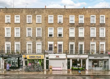 Thumbnail 3 bed flat to rent in Eversholt Street, London