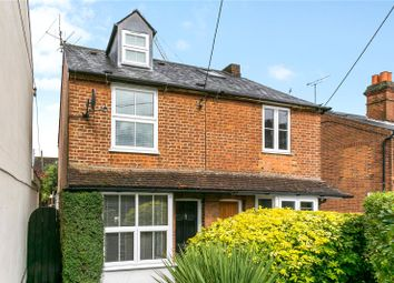 Thumbnail 3 bed semi-detached house for sale in Crown Road, Marlow, Buckinghamshire