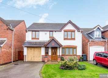 Thumbnail 4 bed detached house for sale in Cottage Gardens, Grange Road, Hartshill
