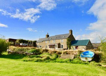 Thumbnail 6 bed detached house for sale in Cilan, Pwllheli, Gwynedd