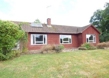 Thumbnail 3 bed detached bungalow to rent in Scholards Lane, Ramsbury, Marlborough