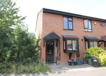 Thumbnail 2 bed end terrace house to rent in Avenue Road, Chadwell Heath, Essex