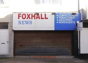Retail premises to let in 60 Foxhall Road, Blackpool, Lancashire FY1