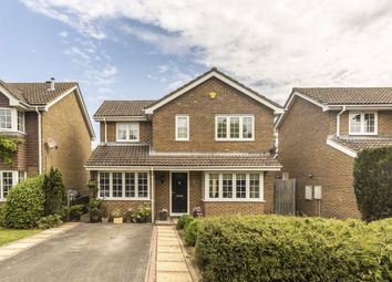 Thumbnail 4 bed semi-detached house for sale in Oaklands Close, Chessington