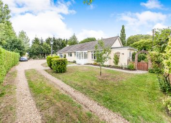 Thumbnail Detached bungalow for sale in Nunnery Street, Castle Hedingham, Halstead