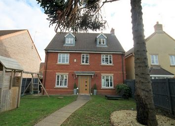 Thumbnail 5 bed detached house for sale in Badminton Road, Downend, Bristol