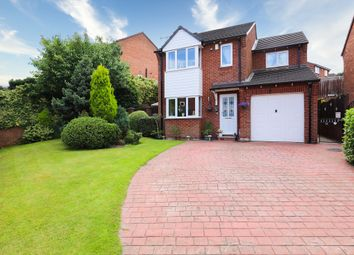 Thumbnail 4 bed detached house for sale in Cardwell Avenue, Woodhouse, Sheffield