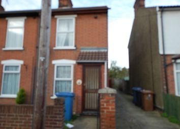 Thumbnail 3 bedroom end terrace house to rent in Phoenix Road, Ipswich