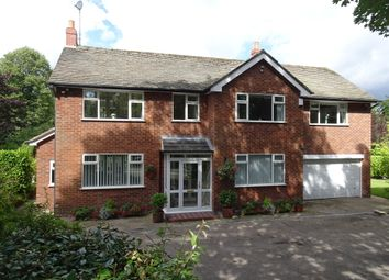 Thumbnail 5 bed detached house for sale in Brookfield Road, Lymm