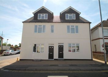 Thumbnail 2 bed flat to rent in Station Road, Rainham, Gillingham, Kent