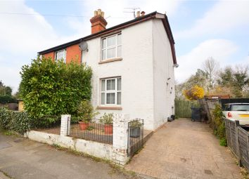 Thumbnail 2 bed semi-detached house to rent in Summerleaze Road, Maidenhead, Berkshire