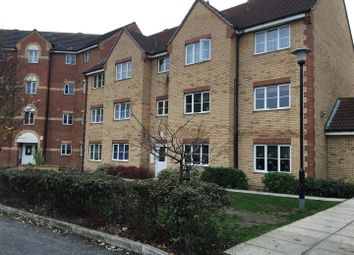Thumbnail 2 bedroom flat for sale in Madeleine Close, Chadwell Heath, Romford