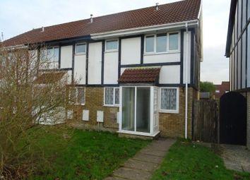 Thumbnail 3 bed semi-detached house for sale in Lavender Court, Brackla, Bridgend