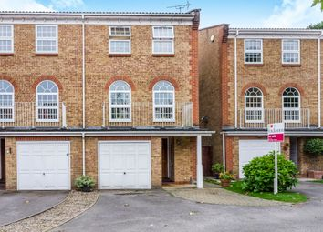 Thumbnail 4 bedroom town house for sale in Court Royal Mews, Banister Park, Southampton