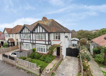 Thumbnail 4 bedroom semi-detached house for sale in Hillsboro Road, Bognor Regis, West Sussex.
