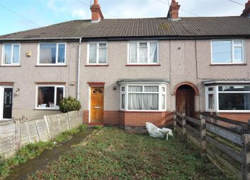 Thumbnail 3 bedroom end terrace house for sale in Grapes Close, Coventry