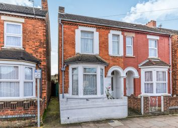 Thumbnail 3 bed semi-detached house for sale in Sandhurst Road, Bedford