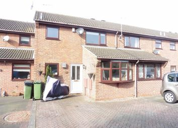 Thumbnail 3 bed terraced house to rent in Mennecy Close, Countesthorpe, Leicester