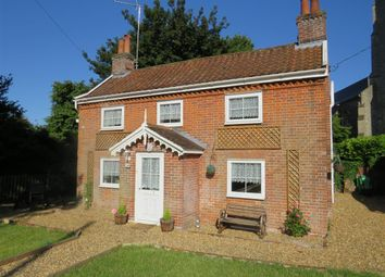 Thumbnail 3 bed property to rent in Church Street, Worlingworth, Woodbridge
