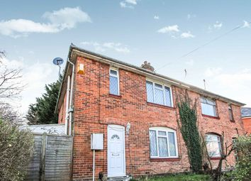 Thumbnail 4 bed semi-detached house for sale in Woodcote Road, Southampton