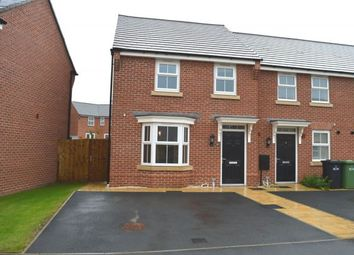 Thumbnail 3 bedroom end terrace house for sale in Elderton Way, Earls Barton, Northampton