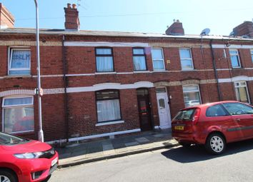 3 bed terraced house for sale in Tynant Street, Cardiff CF11