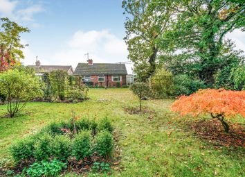 Thumbnail 3 bed detached bungalow for sale in The Common, Lyng, Norwich