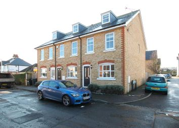 Thumbnail 3 bed end terrace house for sale in Hillview Road, Whitstable