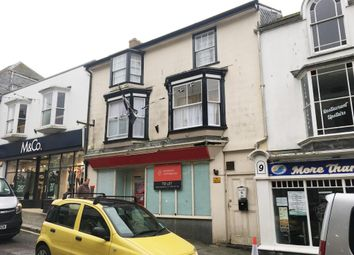 Thumbnail Commercial property for sale in 11 Meneage Street, Helston, Cornwall