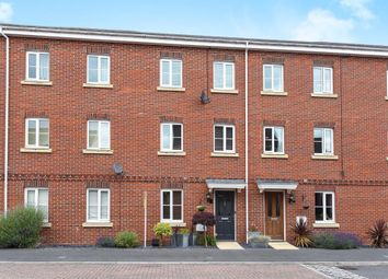 Thumbnail 4 bed town house for sale in Rotary Way, Thatcham