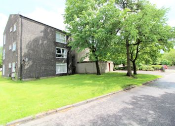 Thumbnail 2 bed flat for sale in Hazel Road, Glasgow