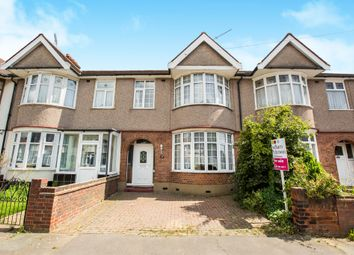 Thumbnail 3 bedroom terraced house for sale in Meadway, Ilford