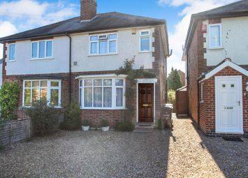 Thumbnail 3 bed semi-detached house for sale in Cossington Lane, Rothley, Leicester