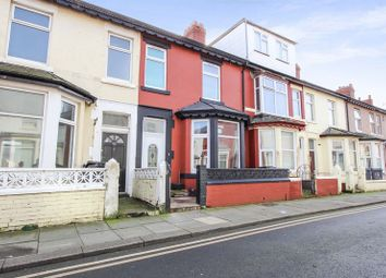 Thumbnail 5 bed terraced house for sale in Eaves Street, Blackpool