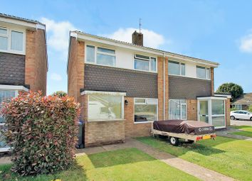 Thumbnail 3 bed property to rent in Chilgrove Close, Goring-By-Sea, Worthing