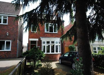 Thumbnail 3 bed detached house for sale in The Green, Swanwick, Alfreton