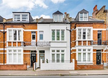 Thumbnail 5 bed terraced house for sale in Munster Road, Parsons Green, Fulham, London