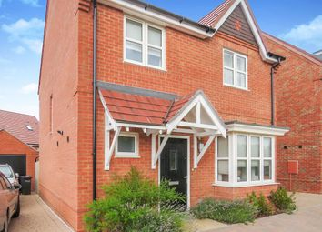 Thumbnail 4 bedroom detached house for sale in Witan Drive, Amesbury, Salisbury