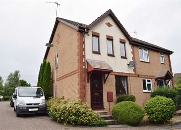 Thumbnail 2 bed semi-detached house for sale in Foxgrove, Chippenham, Wiltshire