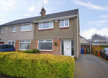 Thumbnail 3 bed semi-detached house for sale in 5 Faskally Avenue, Bishopbriggs