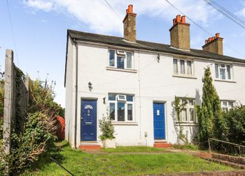 Thumbnail 2 bed end terrace house for sale in Walton Street, Walton On The Hill, Tadworth, Surrey.